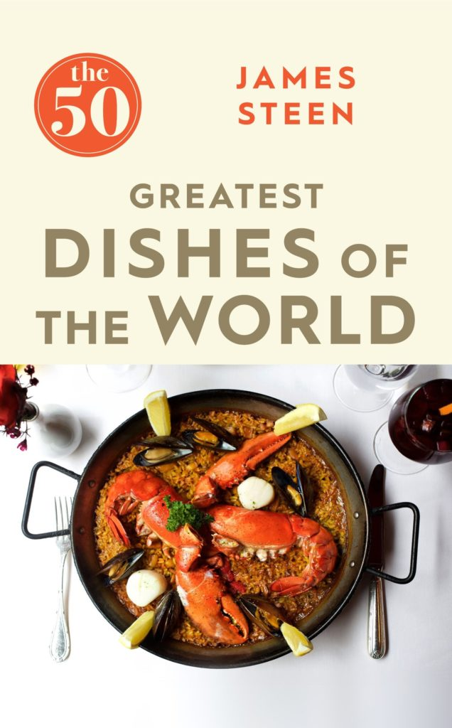 Greatest dishes of the world