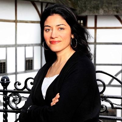 Professor Farah Karim-Cooper Head of Higher Education Shakespeare's Globe[1835]sq